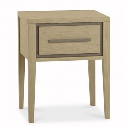 Jimini 1 drawer bedside