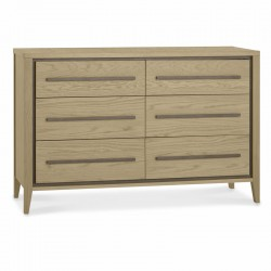 Jimini 6 drawer chest