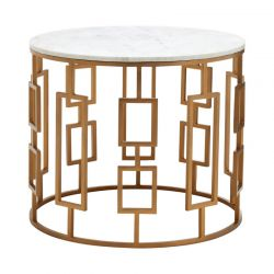 Shalimar Round Side Table